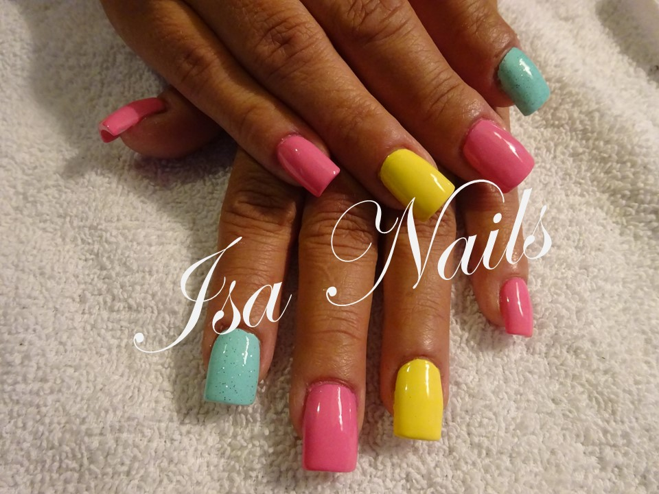 Nuevas tendencias de u as isa nails p gina 4 - Ultimas tendencias en unas ...