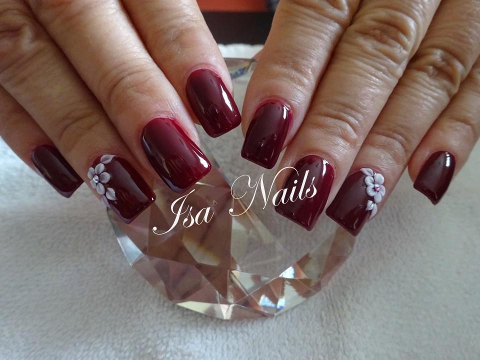 Diseños de uñas estilo ed hardy | Isa Nails | Página 15