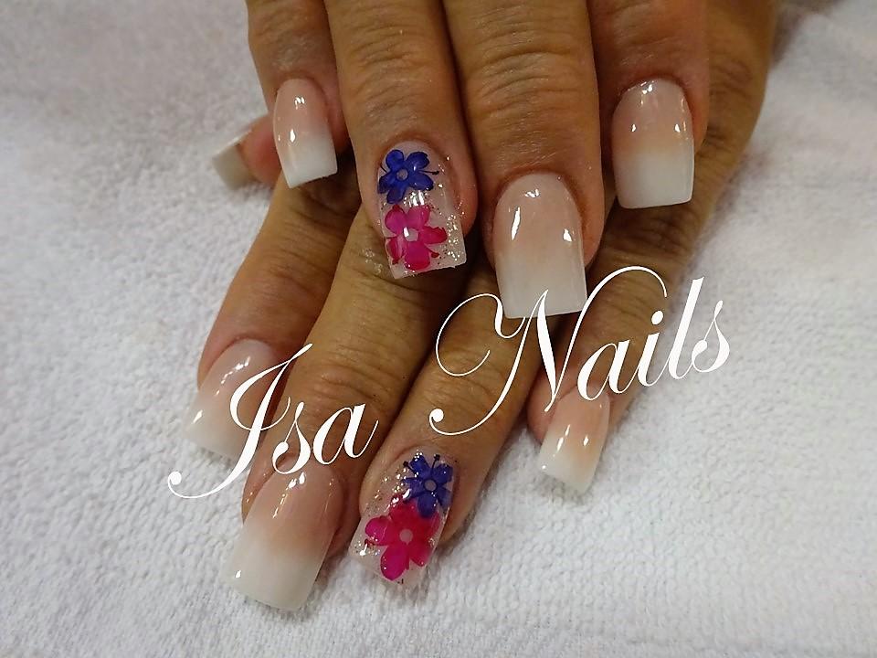 Nuevas tendencias de u as isa nails - Ultimas tendencias en decoracion de unas ...