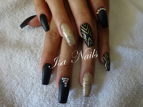 Nuevas tendencias de u as isa nails - Ultimas tendencias en unas ...